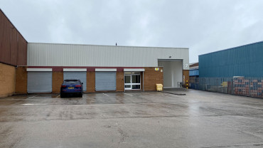 TO LET: Industrial/Warehouse Unit