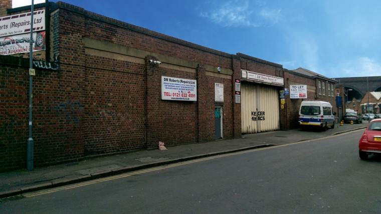 TO LET: Warehouse / Production Unit