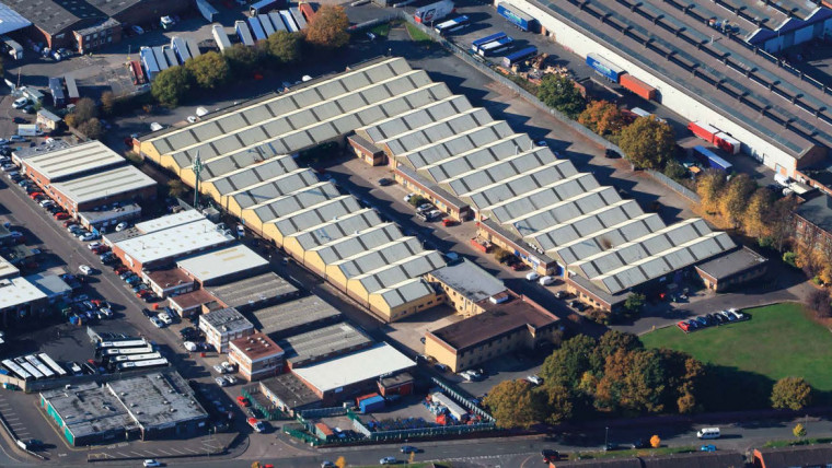 TO LET: Industrial / Warehouse Premises