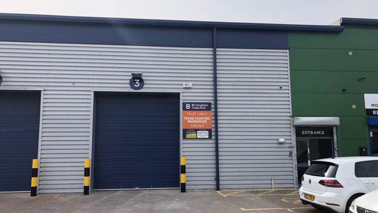 TO LET: Trade Counter / Warehouse Units