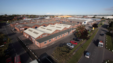 TO LET: Self Contained Office Building
