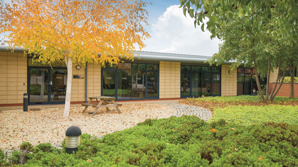 FOR SALE/TO LET: Self Contained Office Building