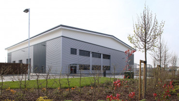 TO LET: Brand New Industrial / Warehouse Premises