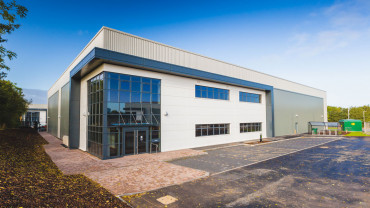 TO LET: New Industrial / Warehouse with Offices