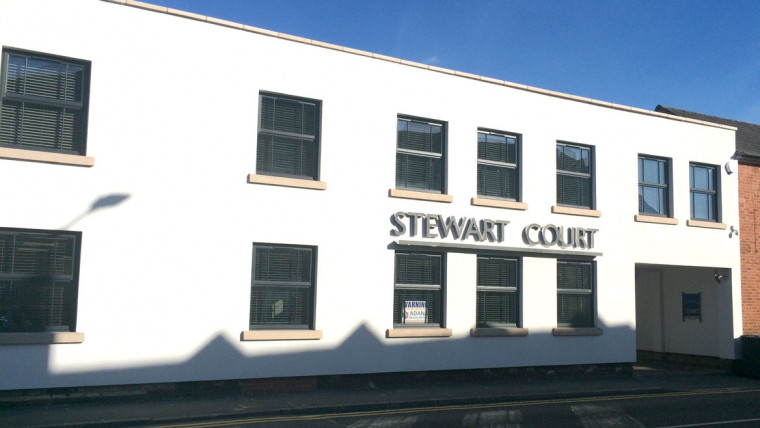 TO LET: Self-Contained 2 Storey Offices