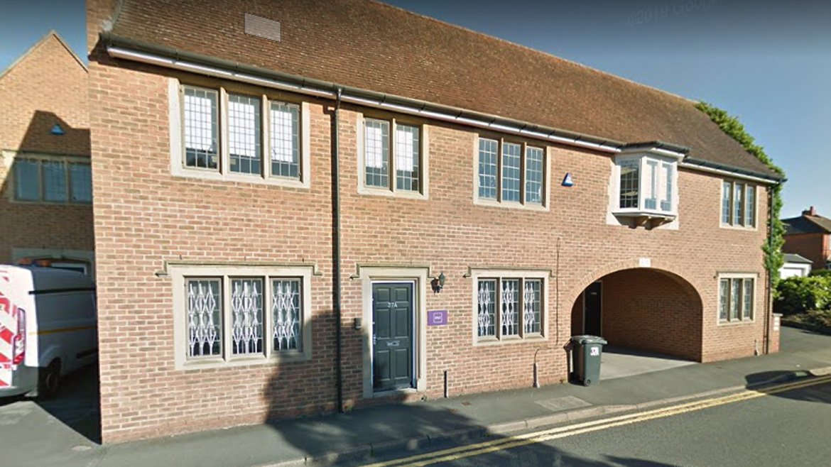 TO LET: Modern Self Contained Office Premises