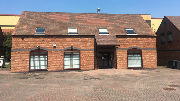 TO LET (MAY SELL): Self Contained Office Premises