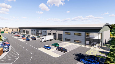 FOR SALE / TO LET: New Build Warehouse Units – Available Q3/4 2021