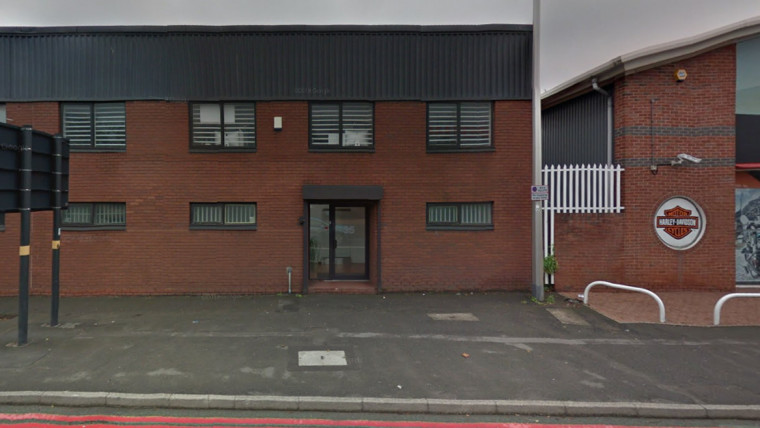 TO LET: Industrial Warehouse Unit