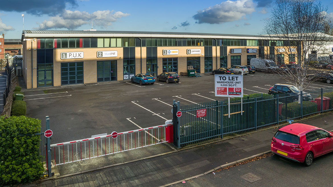 TO LET: Modern Hybrid Warehouse / Business Unit