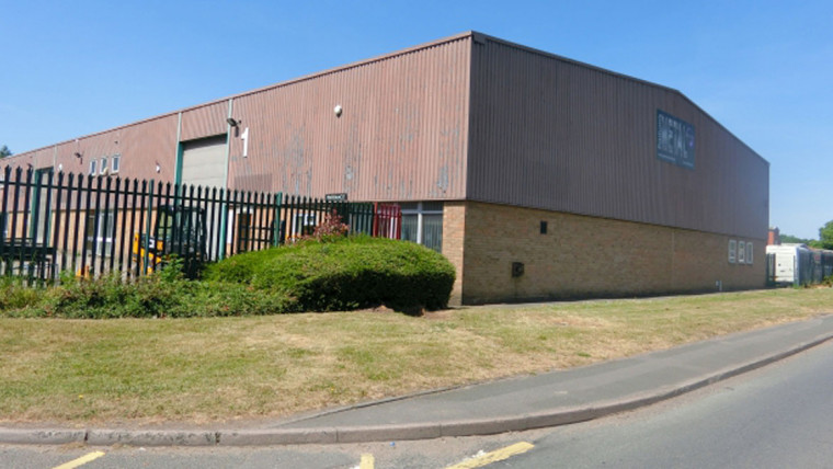 TO LET: Industrial Warehouse / Production Unit