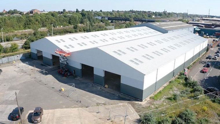 TO LET: Coming Soon Detached Warehouse With Private Service Yard