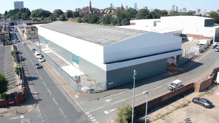 TO LET: Bulk Storage Warehouse / Industrial Production Unit – FLEXIBLE TERMS AVAILABLE *SUBJECT TO CONTRACT
