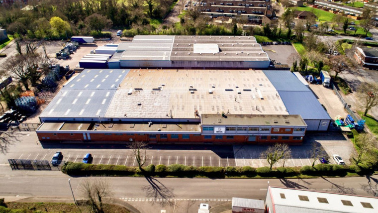 FOR SALE/TO LET: Detached Self-Contained Industrial / Warehouse Premises