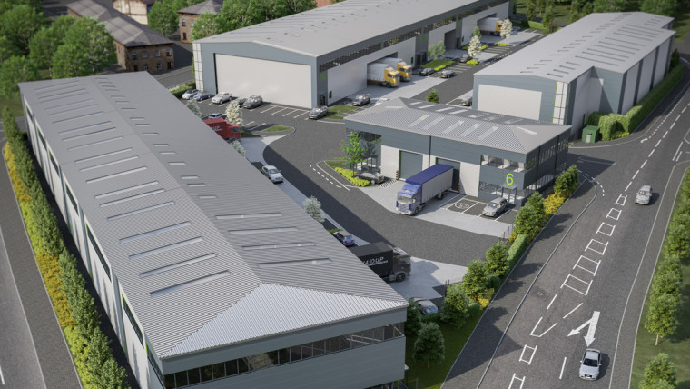 TO LET: New Industrial / Warehouse Units